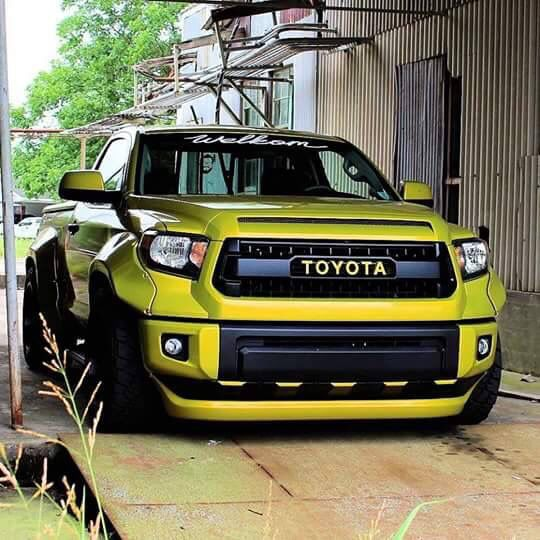 Tricked out Toyota Tundra | Toyota | Pinterest | Cars ...