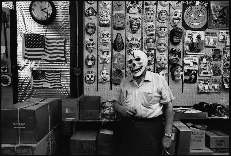 ROBERT D'ALESSANDRO brodway, new york city, 1970