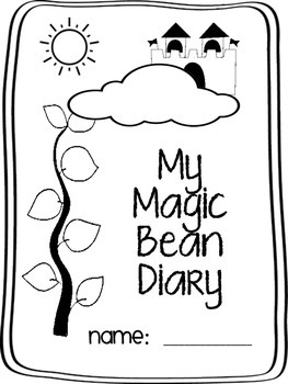 Magic Bean Diary : Procedure Writing : Fairytale : Jack
