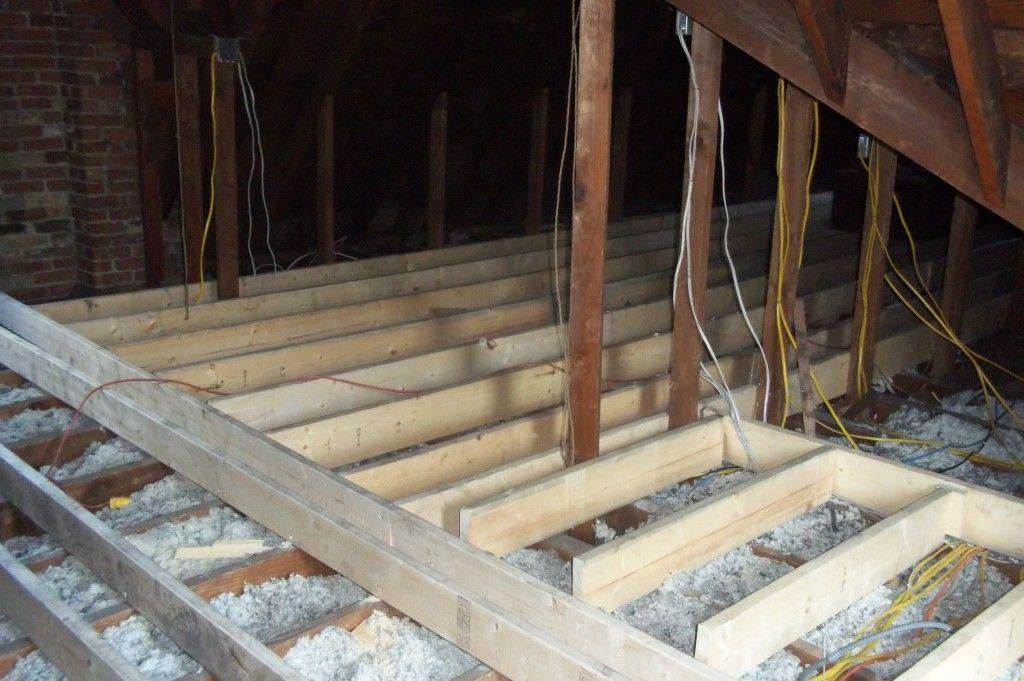 Attic insulation insulwise build a pad to still use floor after attic insulation insulwise build a pad to still use floor after blown in insulation solutioingenieria Choice Image