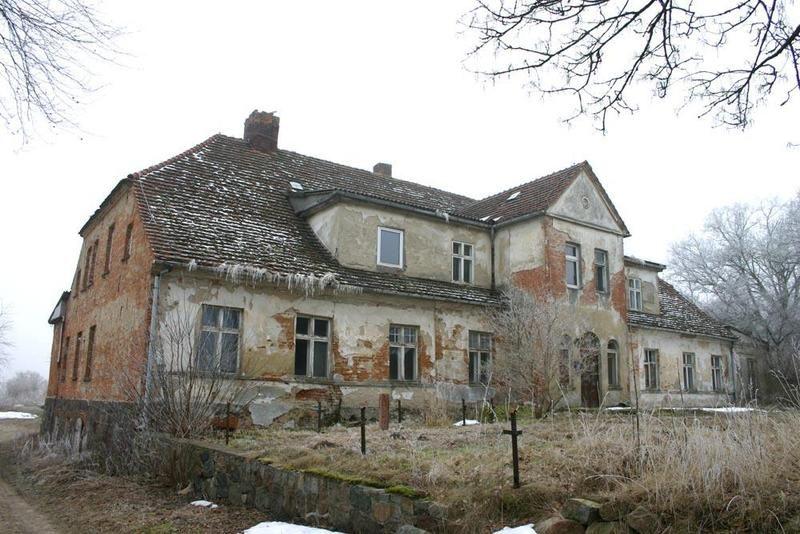 Guts- & Herrenhäuser / Gutshäuser - A / Alt Käbelich