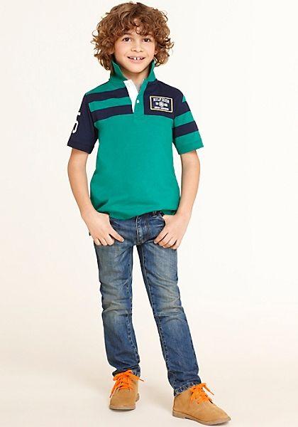 c1f5a157 Tommy Hilfiger USA | Childrenswear | Tommy hilfiger kids, Tommy ...
