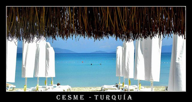 CESME - TURQU{IA by PatriciaLimpias2009, via Flickr