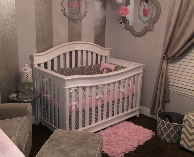 Habitaciones de bebe 26 ideas que te conquistaran for Cuna para habitacion pequena