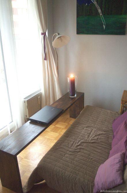 Couch Schreib Tisch Wohnen Gemutliches Wohnen Diy Mobel Bauen