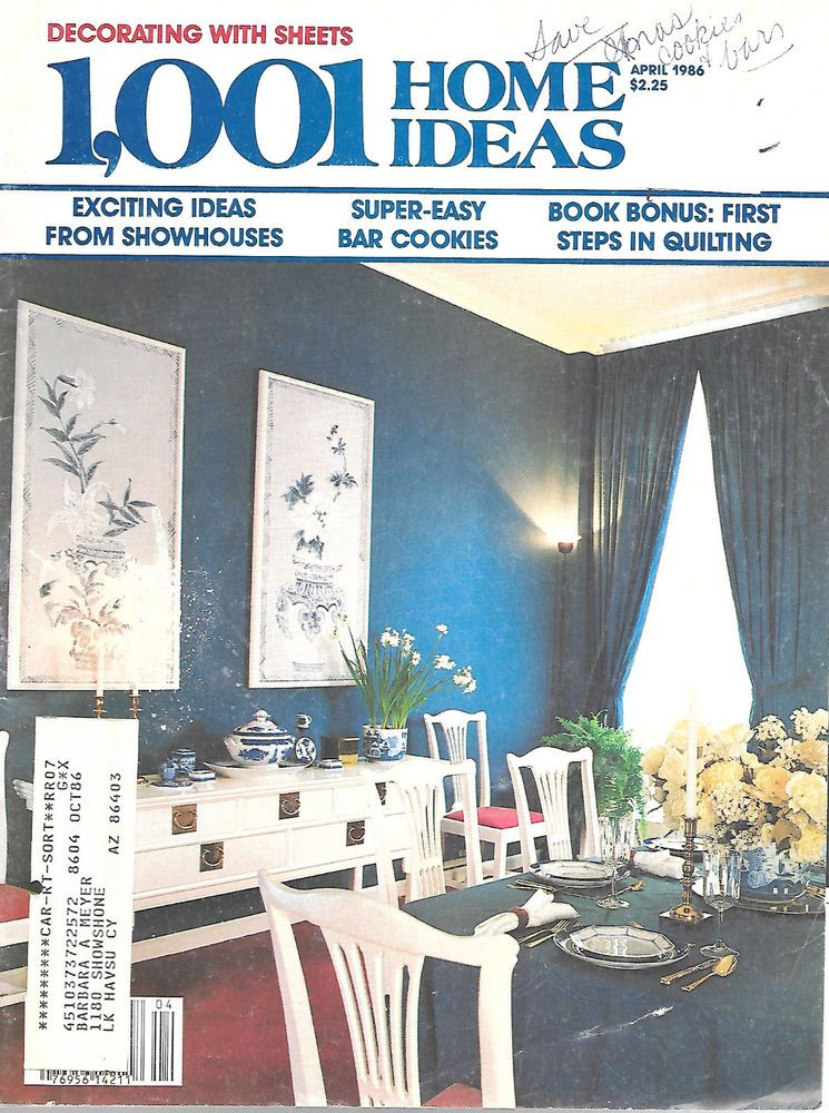 Home ideas magazine april bar cookies quilting decorating with sheets familymediainc also rh pinterest