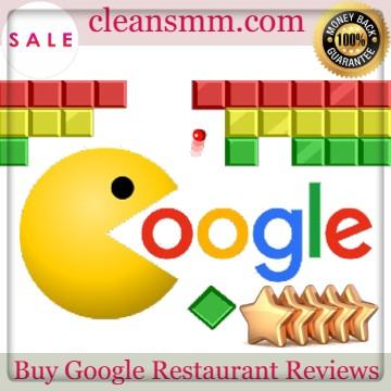 Buy Google Restaurant Reviews - Clean SMM #programingsoftware