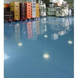 Epoxy Factory Floor Paint Industrial Coatings Factory Floor Painted Floors Factory Interior