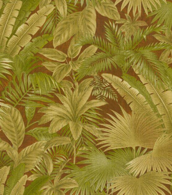Home Decor Print Fabric-Tommy Bahama Bahamian Breeze/Cinnamon, , hi ...