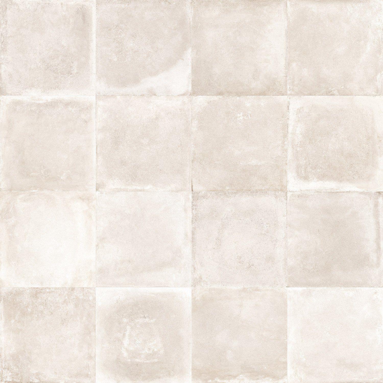 Carrelage Sol Et Mur Intenso Beton Grege Harlem L 60 X L 60 Cm