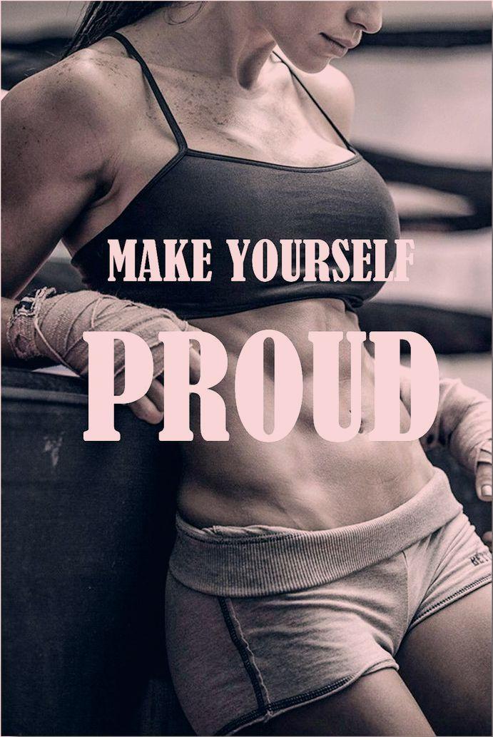 Informationen zum Poster Bodybuilding Men Girl Fitness Workout Zitate Motivationsschrift Print 01 -...
