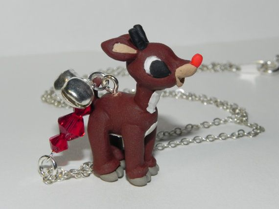 Rudolph Claymation Replica Christmas