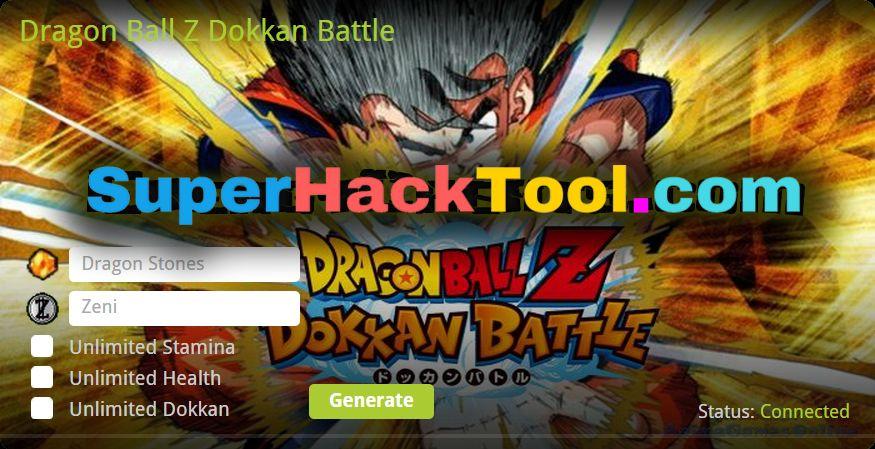 Dragon Ball Z Dokkan Battle Hack Dragon Ball Z Dokkan Battle