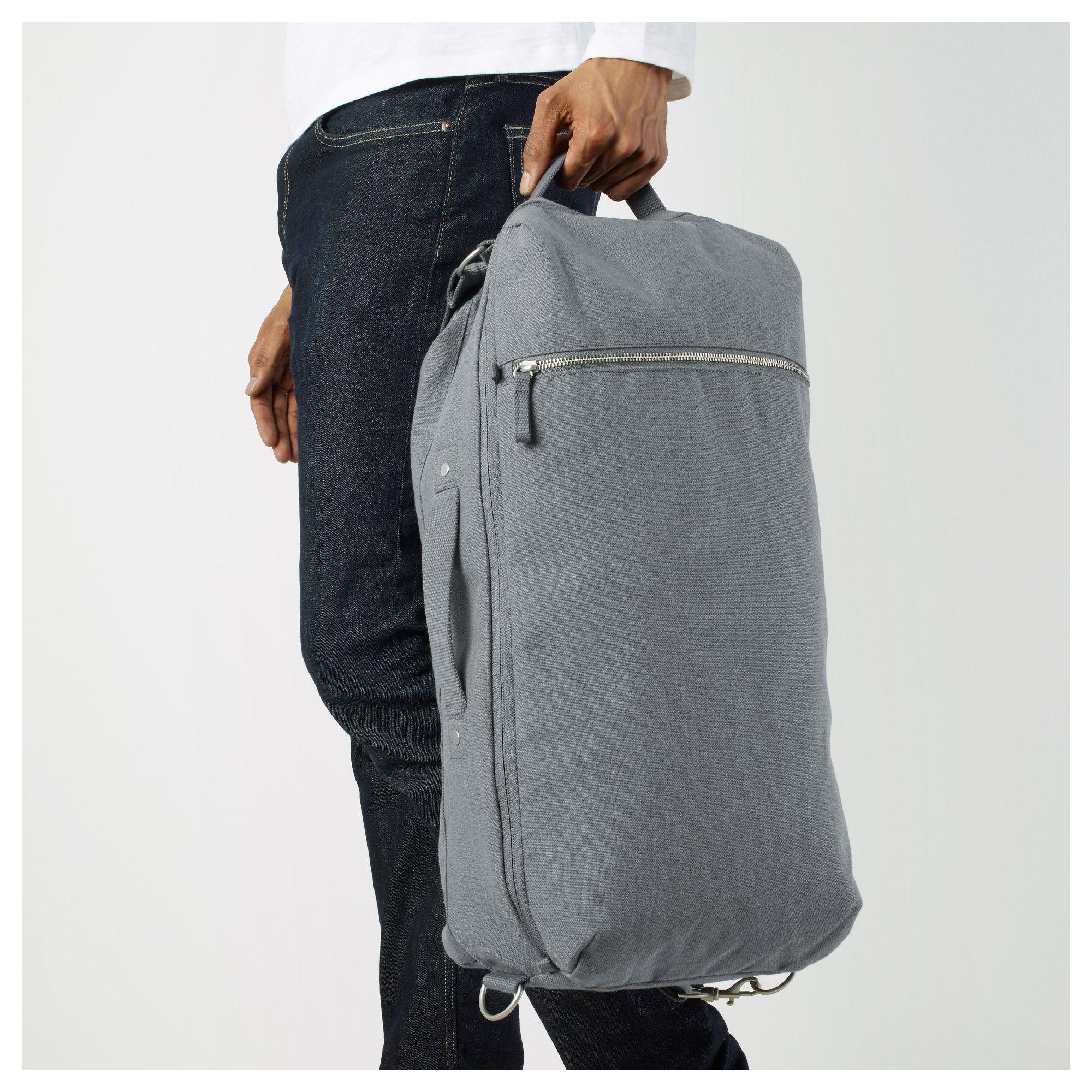 alta sansa pantofi de sport cel mai bun preț IKEA - FÖRENKLA Backpack light gray   Backpacks, Backpack bags ...