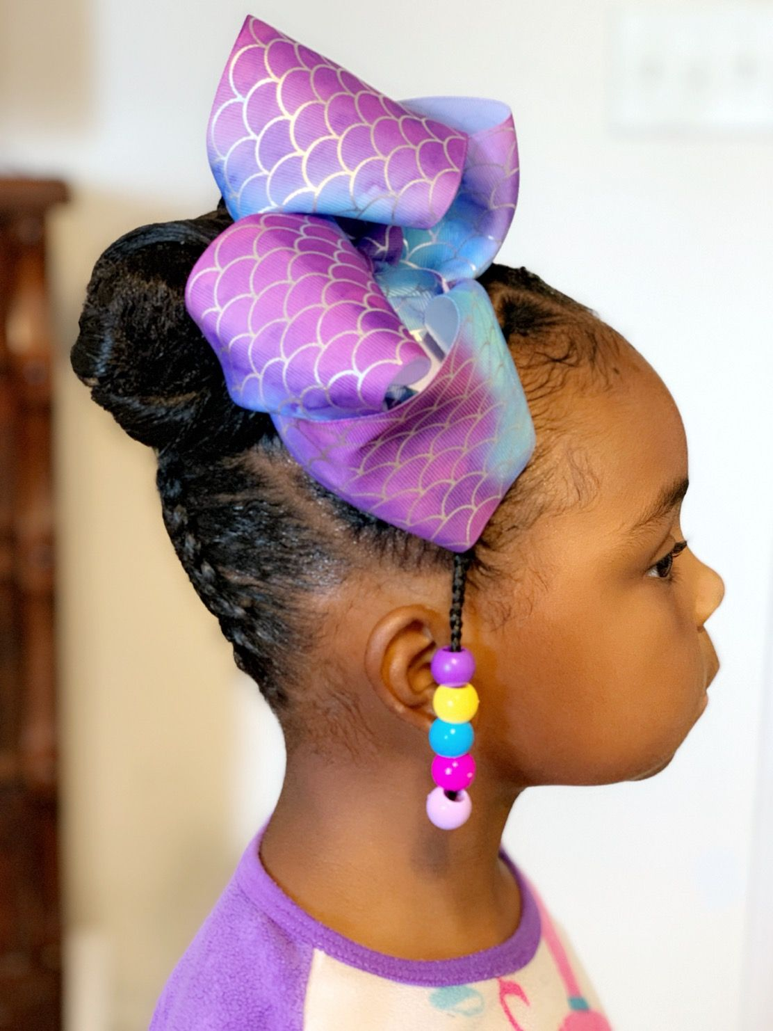 Back To School Hair Cornrows With Beads Back To School Hairstyles Hairstyles For School