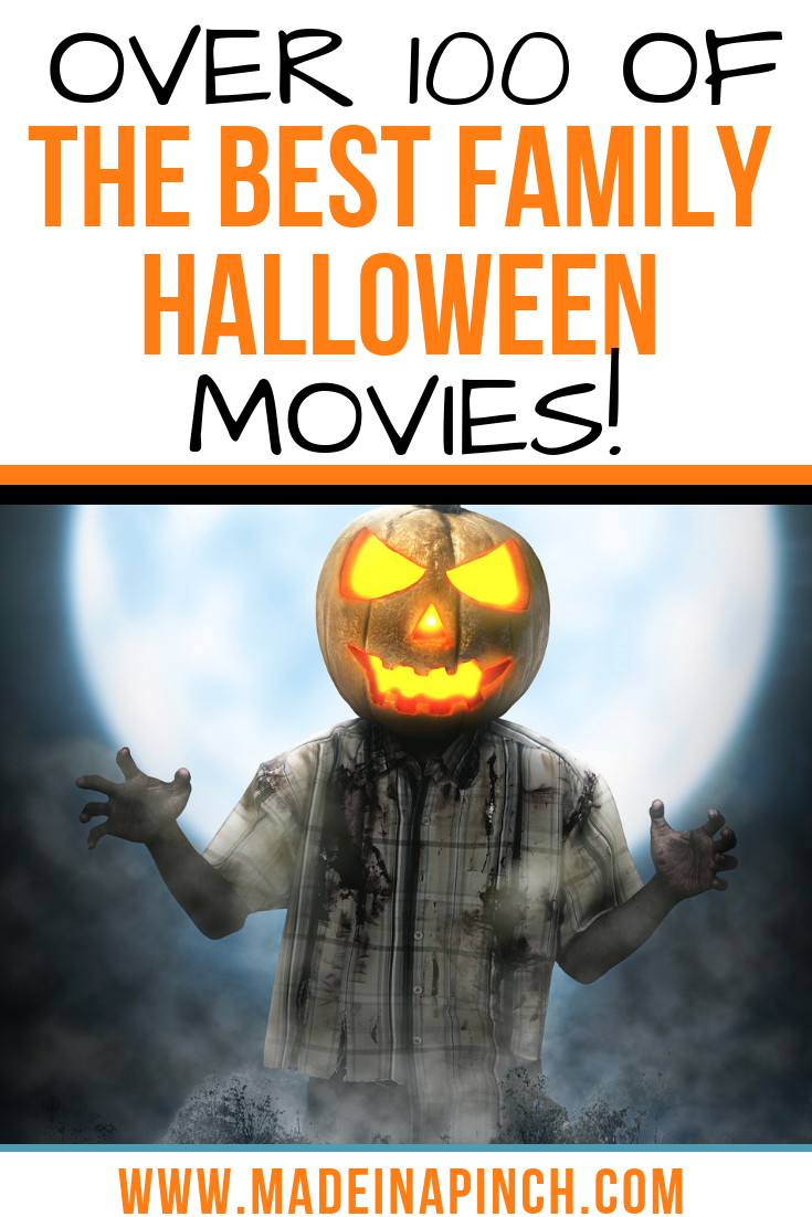 Watch Over 100 of the Best Family Halloween Movies Best
