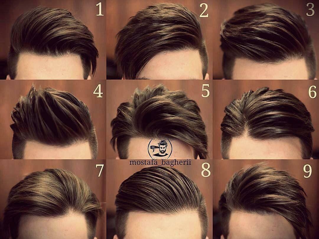 Epingle Par Murcielago Sur Tips Coupe Cheveux Homme Coupe De Cheveux Tutoriel De Coiffure