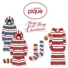 gelato pique Very Merry Christmas