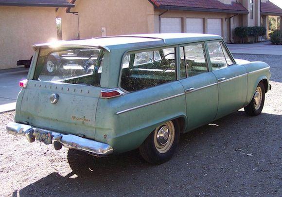 Bat Exclusive 1963 Studebaker Lark Regal Wagonaire Studebaker Classic Cars Online Automobile Companies