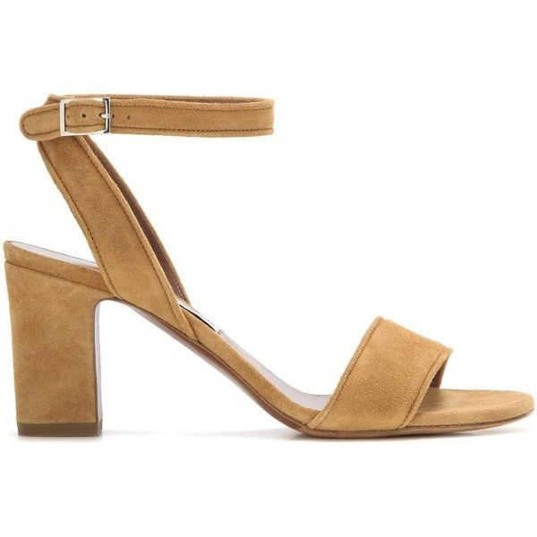 Tabitha Simmons Leticia 75 suede sandals Cheap Cheap Online Best Buy Cheap Find Great 6Dalq