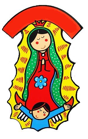 Pin De Sonia Reyes En Virgen De Guadalupe Dibujos De