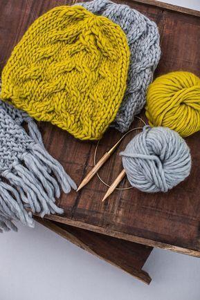 Kostenlose Anleitung: Mütze mit Zopfmuster - Initiative Handarbeit #crochetbabycardigan