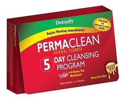 Detoxify Detox Ever Clean Herbal Cleanse 5 Day Cleansing Program,5.4 fl oz