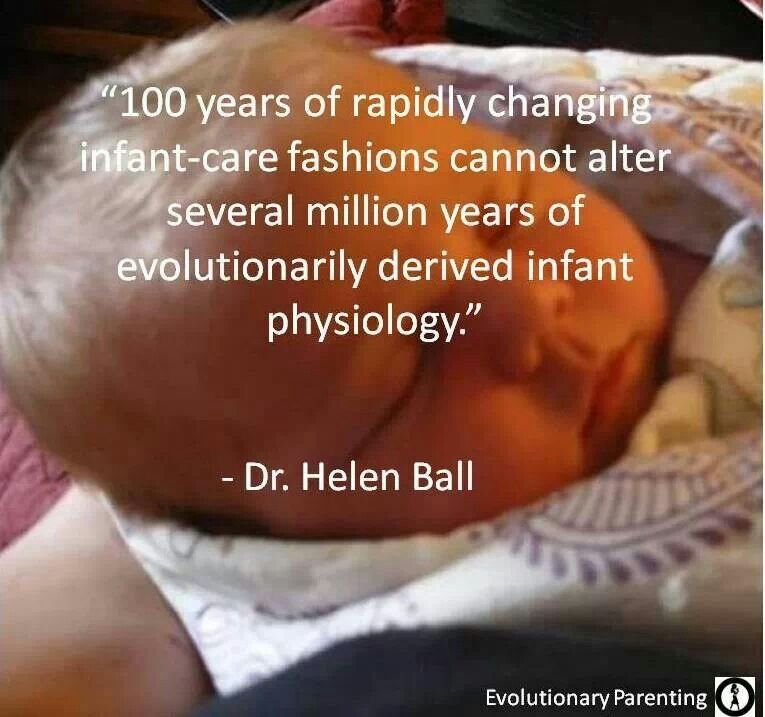 Infant physiology