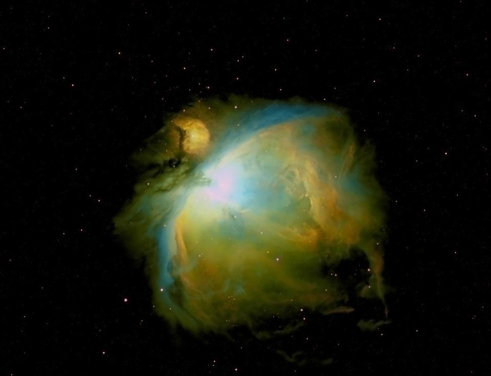 orion nebula distance from earth - HD1280×980