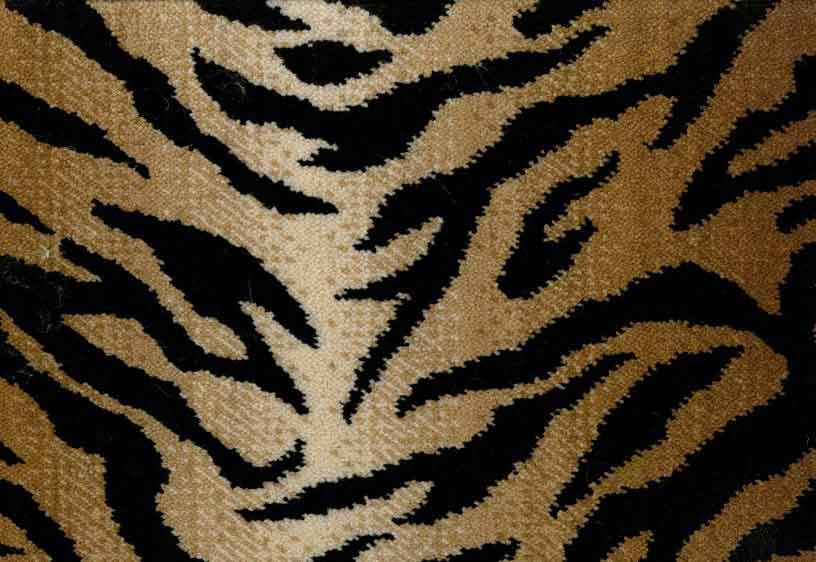 Tiger Print Carpet 104653 01 Printed Carpet Animal Print Carpet Animal Print Rug