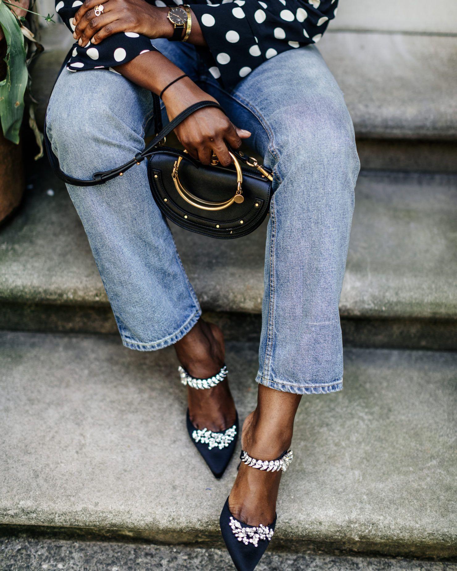 How to Style the Polka Dots Fashion Trend   Fashion, Fashion