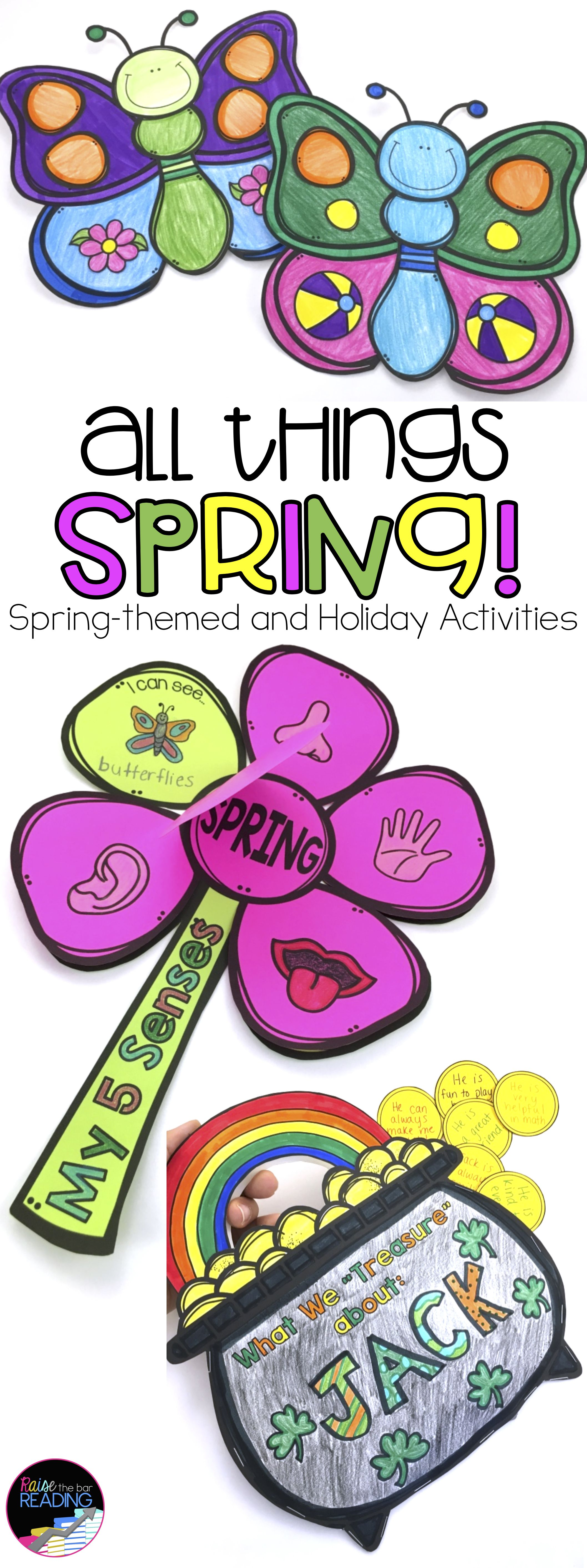 Spring Activities Holidays Amp Spring Glyphs And Spring