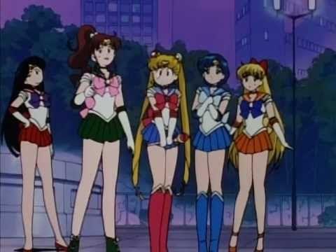 "Sailor Moon Full Episode 49 ""Food Fetish"" | Sailor Moon ..."