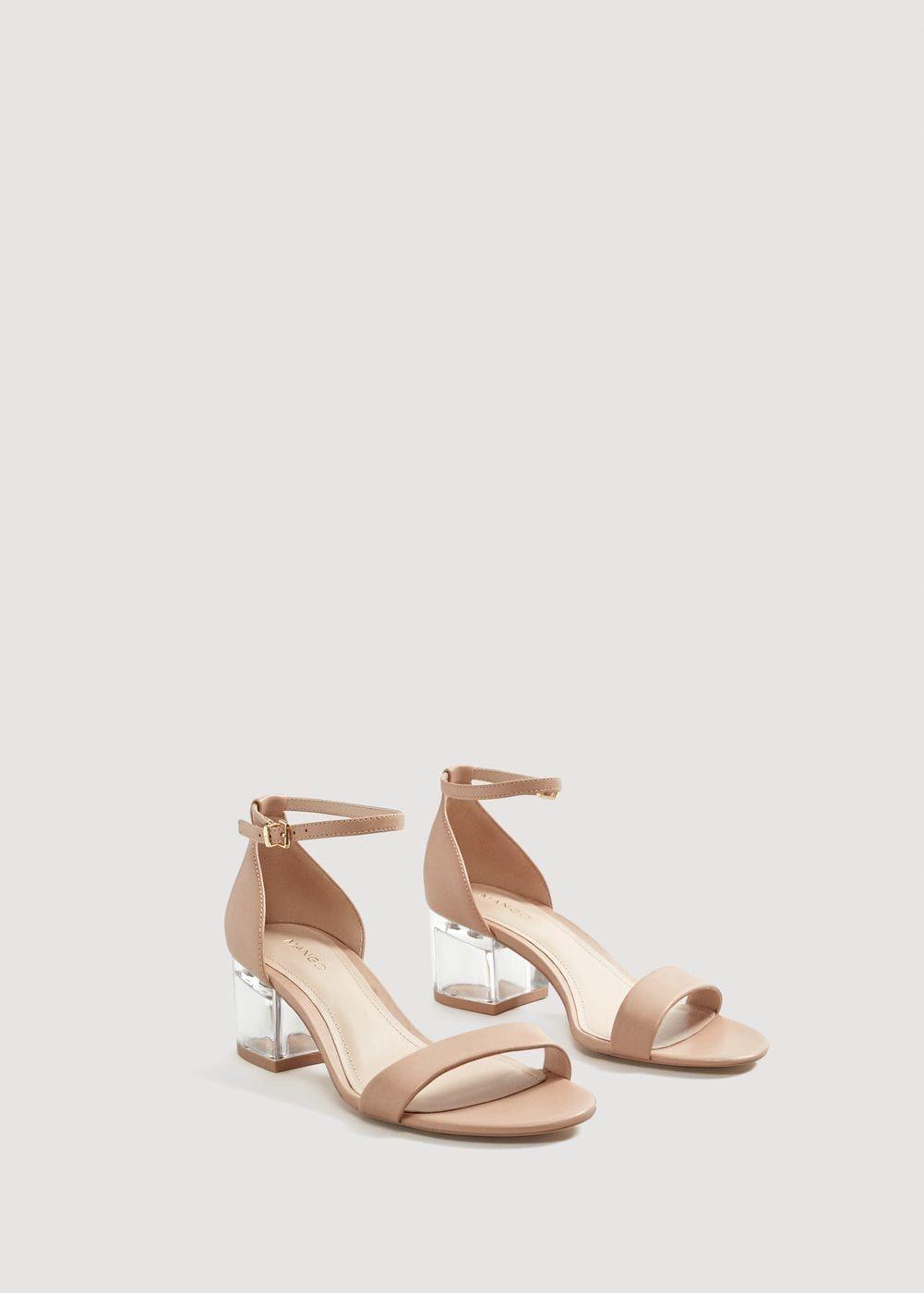 Tacón Sandalia Mujer 2019 Transparente Heels En See Fashion 6qqwzndC