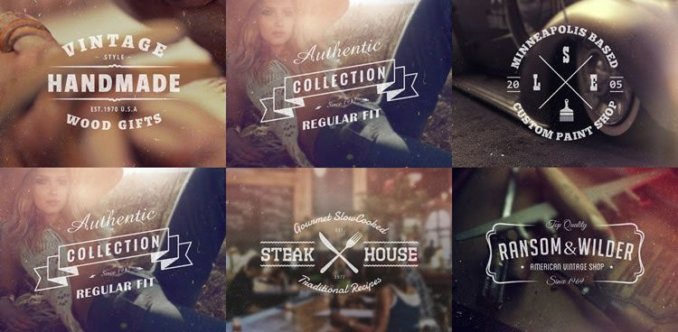 15 Free Vintage Logo Template Collections Vintage labels, Logo - abel templates psd