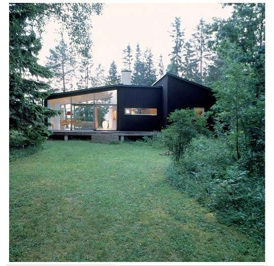 Serenity Now: A Swedish Summer House