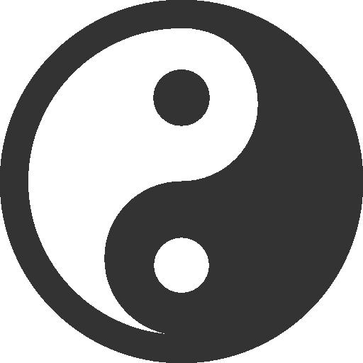 Yin Yang Icon Yin Yang Yin Yang Icon App