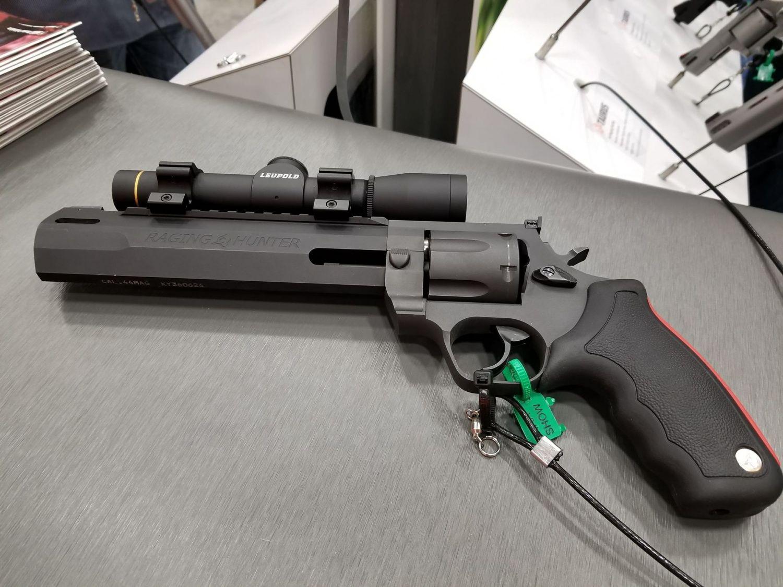 NEW Taurus Raging Hunter, available in 44 Magnum   GUNS & AMMO