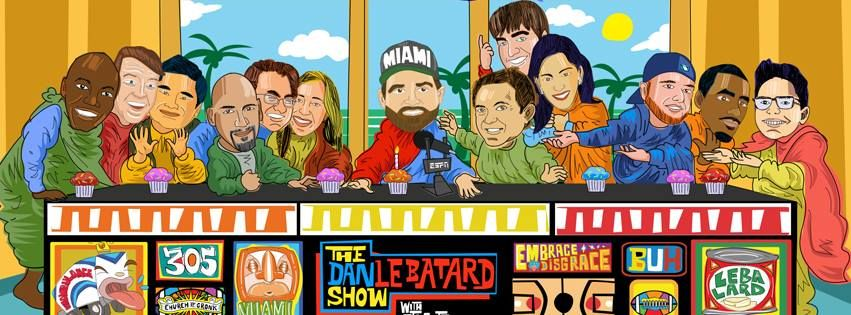 Slow-Motion Animatronics - The Dan LeBatard Show podcast #sports
