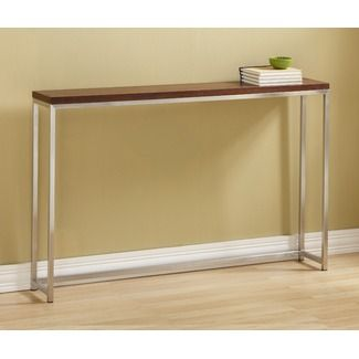 Tag 5ogden Tall Console Table In Safari Found On Csn