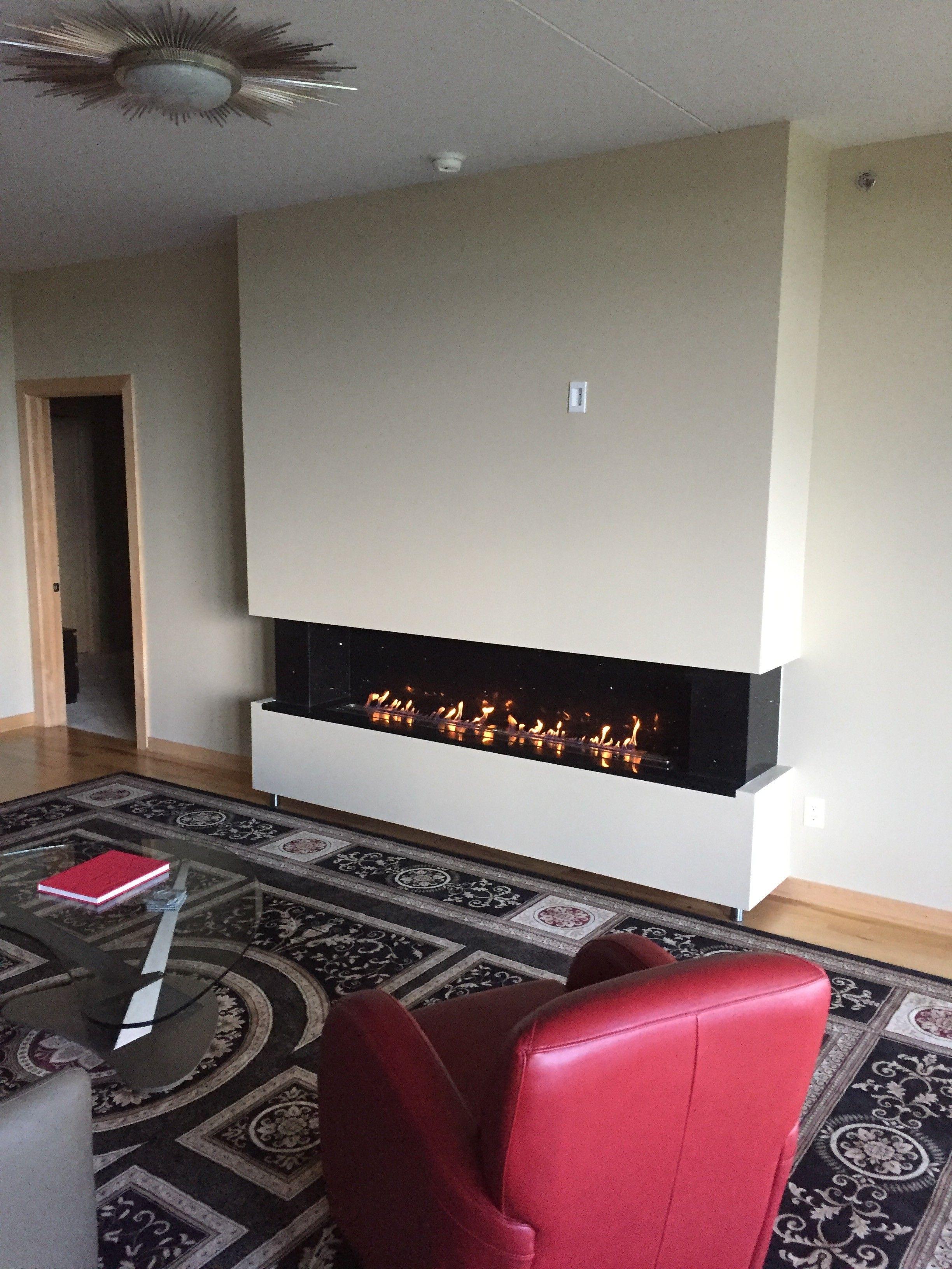 Bio Ethanol Fireplace Designs The Bio Flame Fireplace