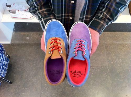 Colored Vans