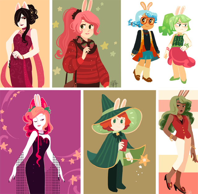 Exploring Character Design Pdf : Kittyamaryllis cucumber quest pinterest