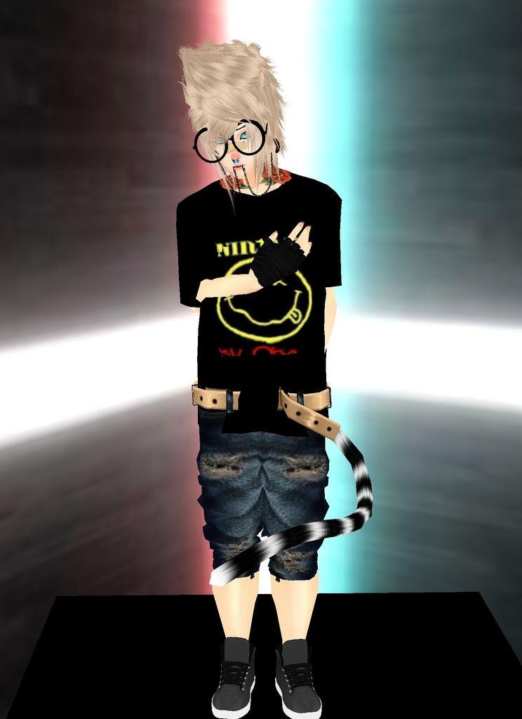 Captured inside imvu join the fun imvu avatar
