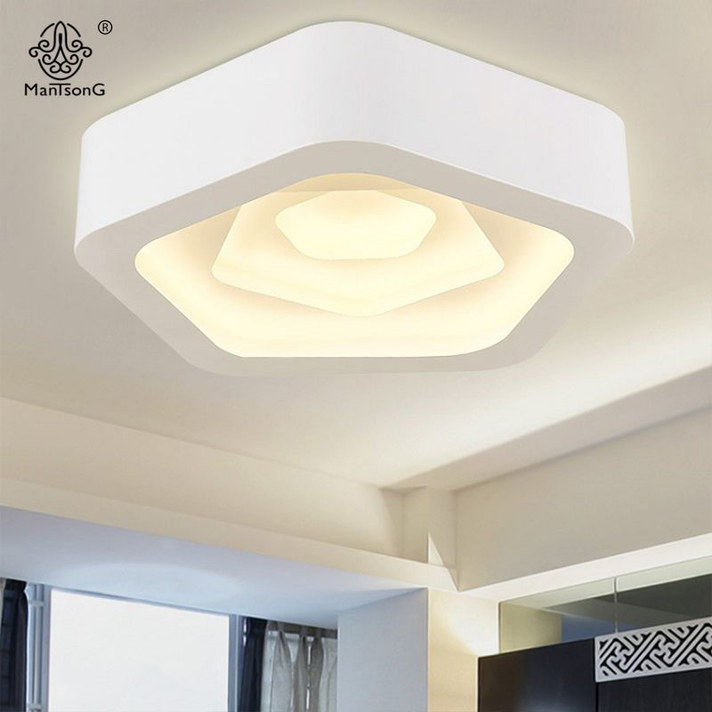 Acrylic ceiling lights modern led flower simple design contemporary acrylic ceiling lights modern led flower simple design contemporary ac smart lamps for parlor hall home aloadofball Gallery