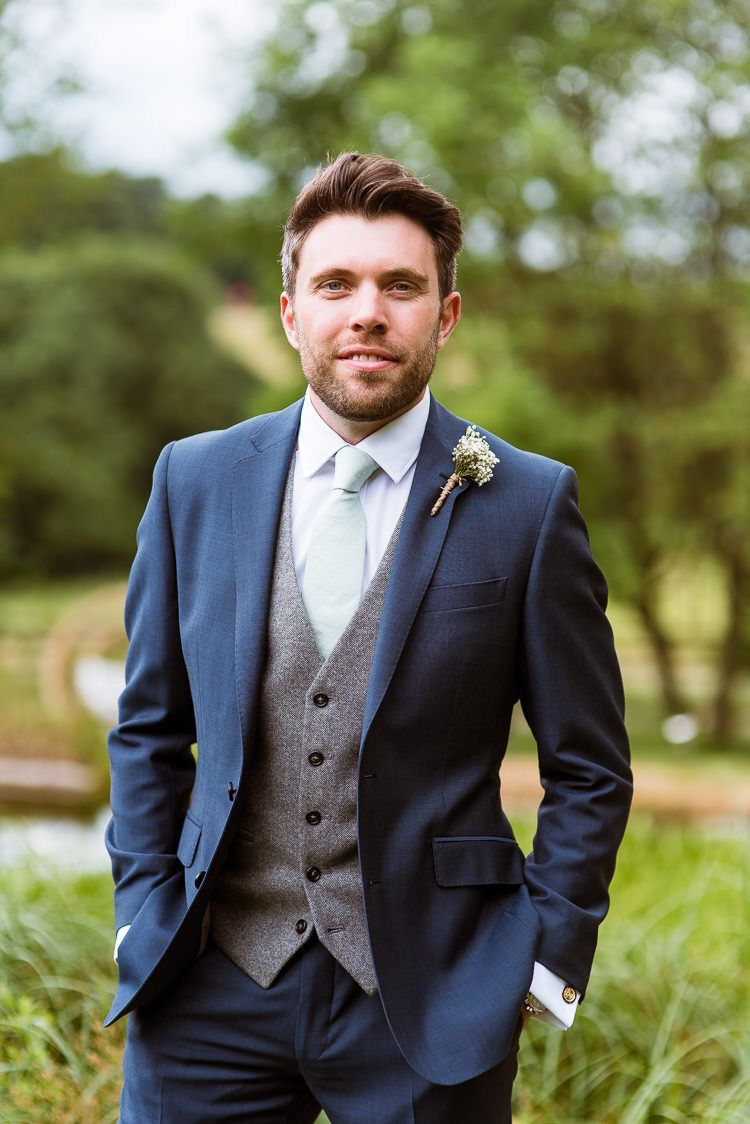 7 Outfit Options for the Groom Summer wedding suits