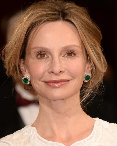 Calista Flockhart Like Her And Her Earrings! In 2019