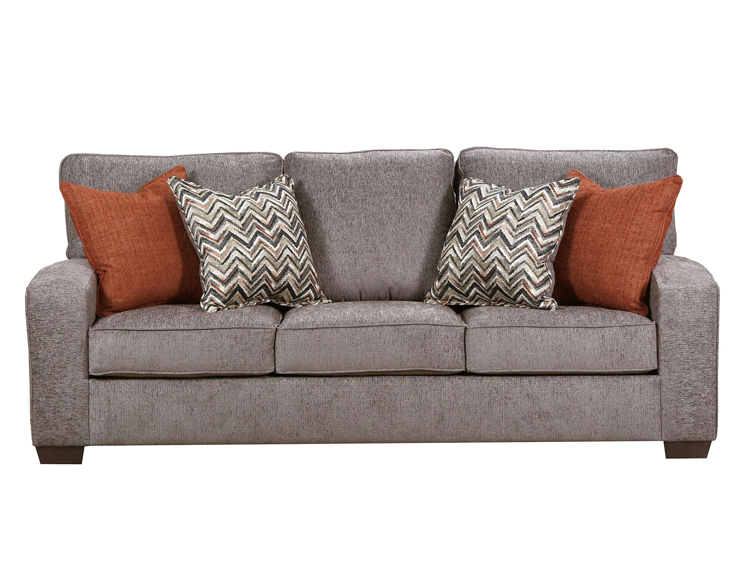 Simmons Upholstery 707704q Sleeper Sofa Queen Endurance Shadow Visit The Image Link More Details It Is An Affiliate Link To Amazon Sofa Sofa Sleeper Sofa Sofa Upholstery
