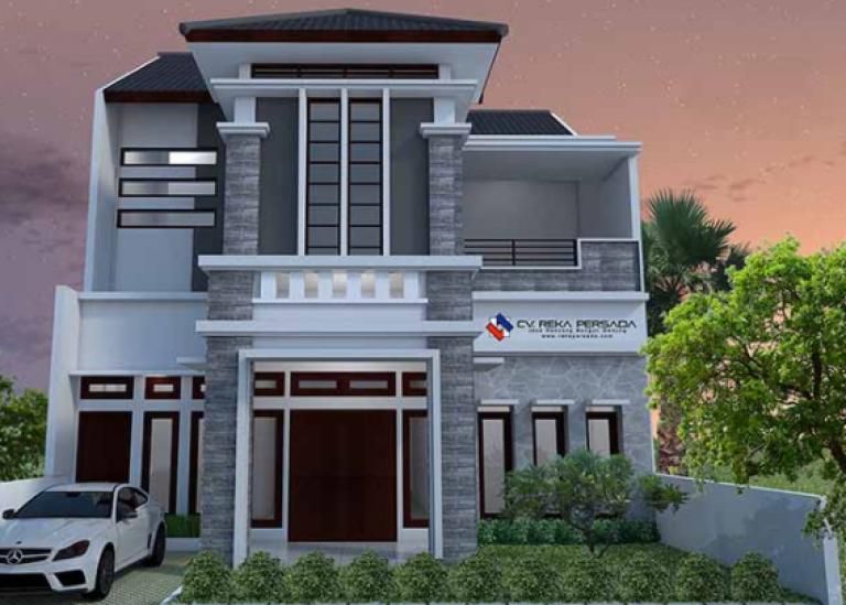 Desain Rumah Minimalis Ukuran 6x15 80 desain rumah minimalis 2 lantai 6x15 terbaru house