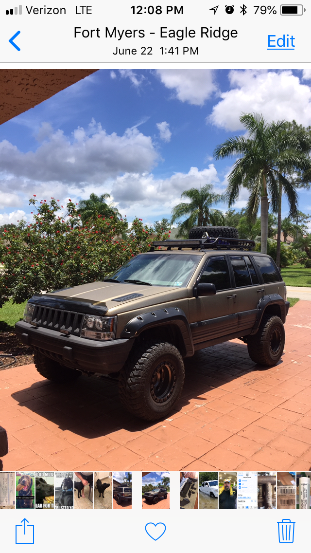 Zj Build Jeep Zj Jeep Grand Cherokee Zj Jeep Suv